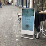 Digitaler Kundenstopper Outdoor