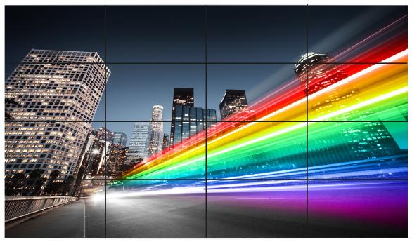 Digitale Matrix Screens